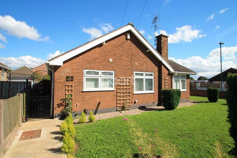 2 Bedrooms Semi Detached House for sale in Robins Wood Road, Aspley Park