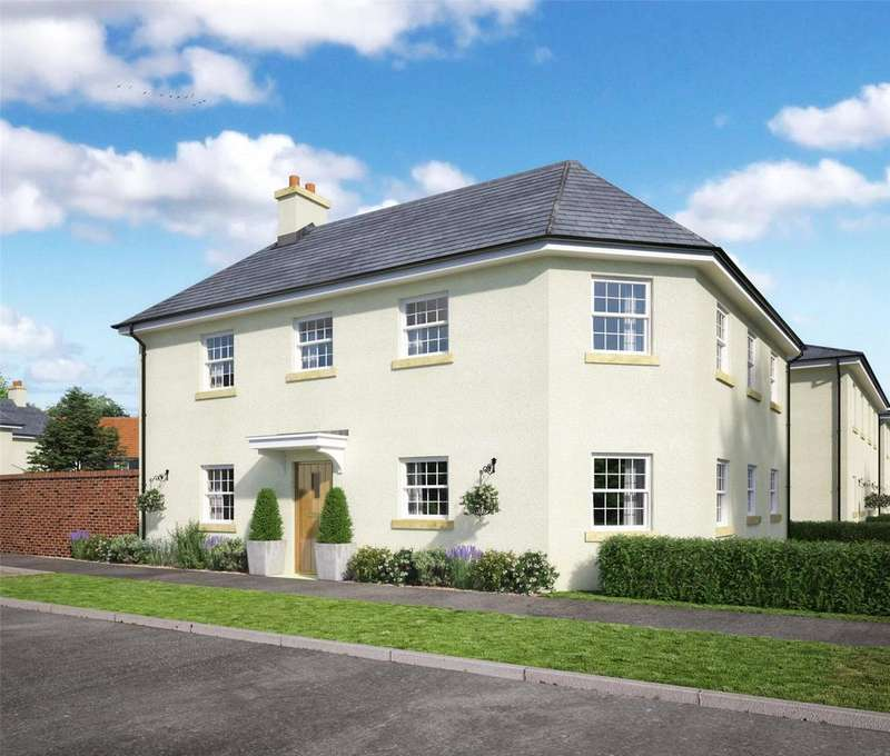 4 Bedrooms Detached House for sale in Plot 7 - The Bluebell, Barton Meadows, Court Barton Close, Thorverton, EX5