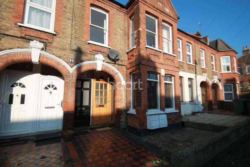 2 Bedrooms Flat for sale in Wetherden Street