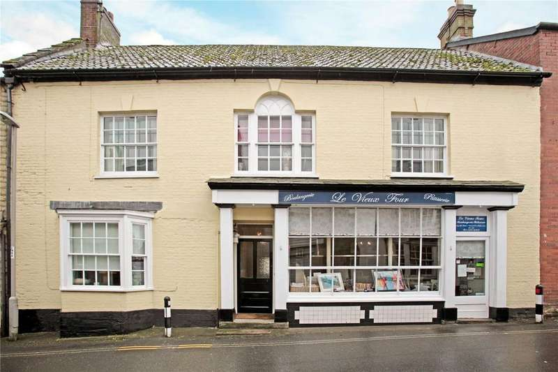 6 Bedrooms Terraced House for sale in North Street, Beaminster, DT8