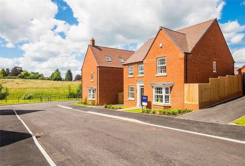 4 Bedrooms Detached House for sale in Tenbury View, Oldwood Road, Tenbury Wells
