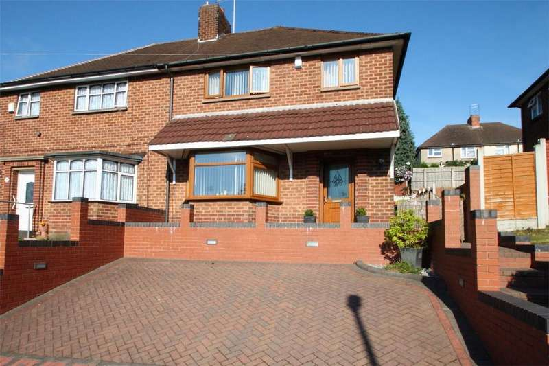 3 Bedrooms Semi Detached House for sale in Talbot Road, Netherton, DUDLEY, West Midlands