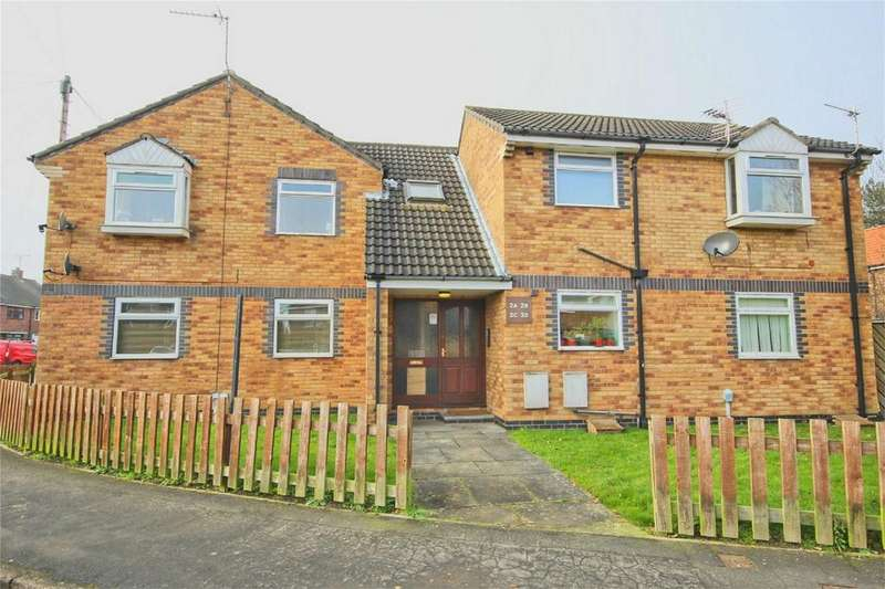 1 Bedroom Flat for sale in Dixon Court, Cottingham, East Riding of Yorkshire