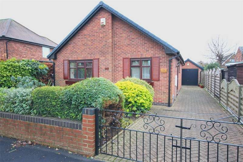 2 Bedrooms Detached Bungalow for sale in Stewart Garth, Cottingham, East Riding of Yorkshire