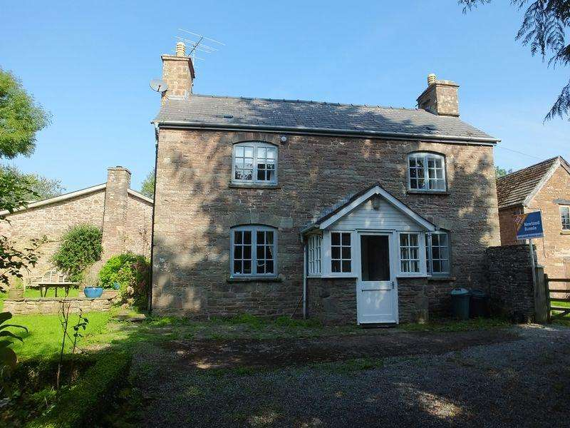 3 Bedrooms Cottage House for sale in Llanthony, ABERGAVENNY, Monmouthshire