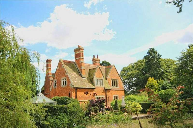 4 Bedrooms Detached House for sale in The Old Vicarage, Nafferton Road, Wansford, East Riding of Yorkshire