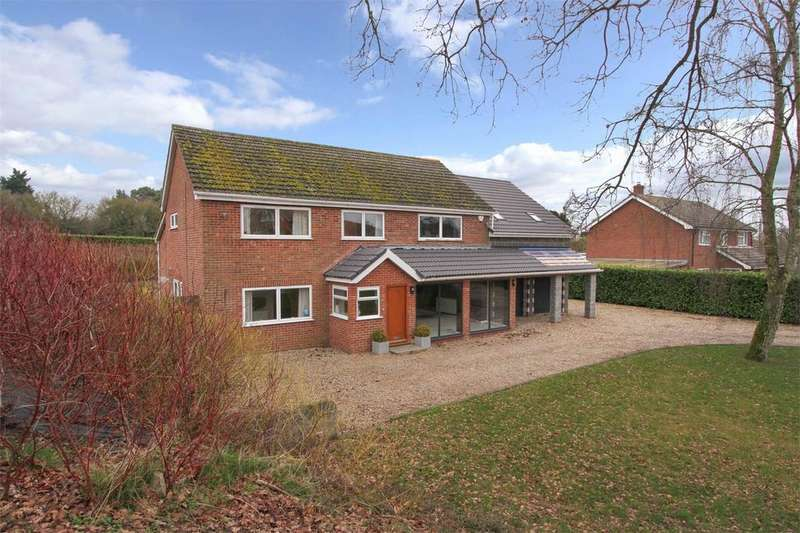 5 Bedrooms Detached House for sale in Hale Road, Bradenham, Norfolk