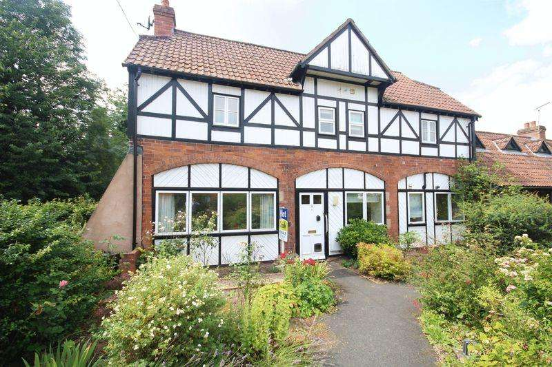2 Bedrooms Semi Detached House for sale in BELMONT ABBEY
