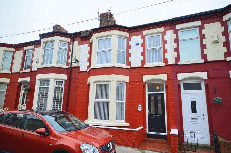 3 Bedrooms Terraced House for sale in Woodhall Road, Old Swan