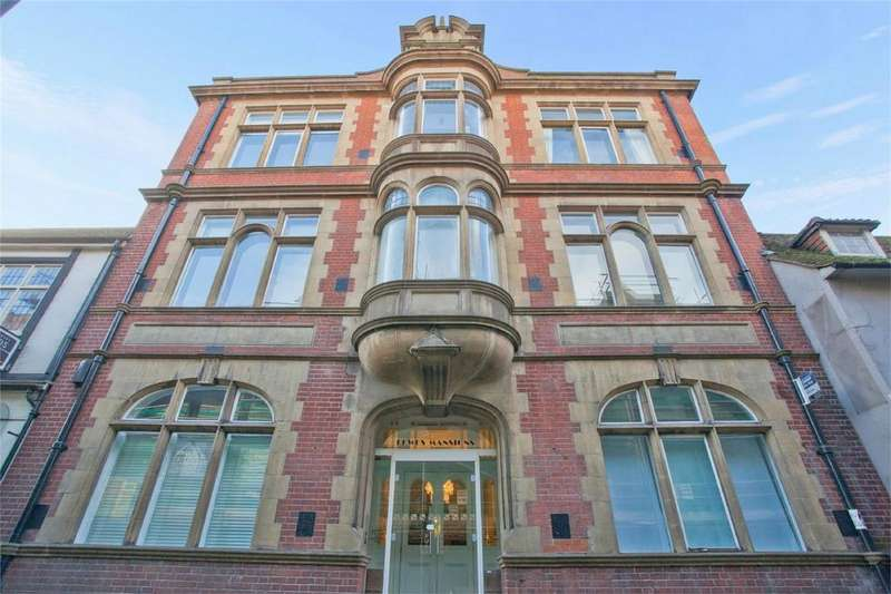 2 Bedrooms Flat for sale in Lewes Mansions, Fisher Street, Lewes, East Sussex