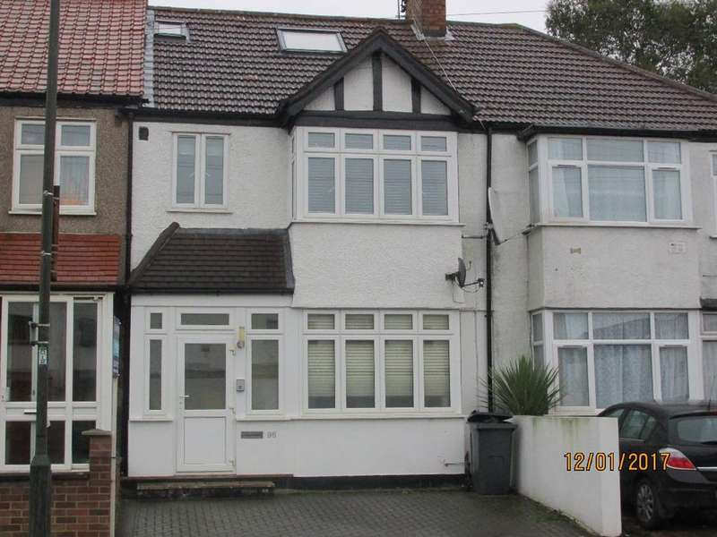 3 Bedrooms Apartment Flat for sale in Rowan Road, Streatham, London, SW16 5JJ