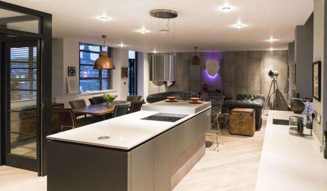 4 Bedrooms Apartment Flat for sale in Queensway House, Livery Street, Birmingham B3
