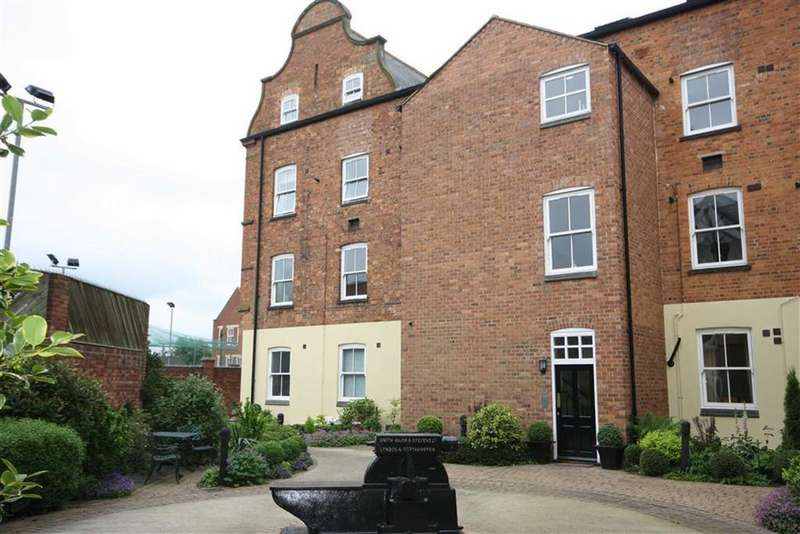 2 Bedrooms Apartment Flat for sale in The Old Coffee Mills, Market Harborough, Leics