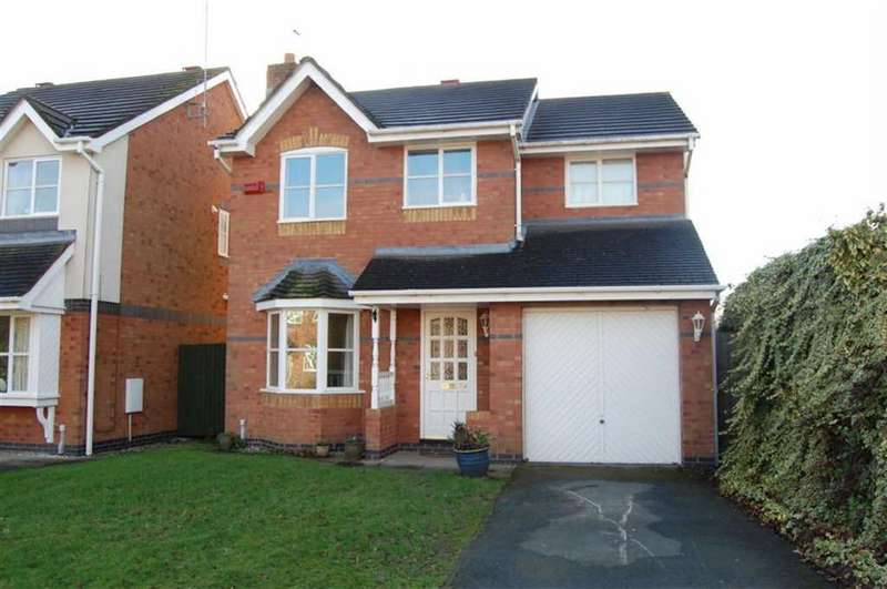3 Bedrooms Detached House for sale in Cherry Dale Road, Broughton, Flintshire, Broughton