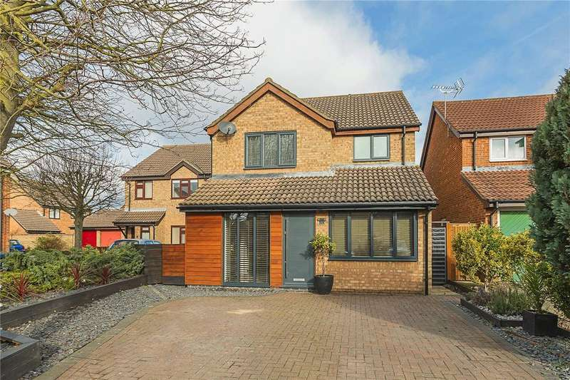 3 Bedrooms Detached House for sale in Harebell Close, Cambridge, CB1