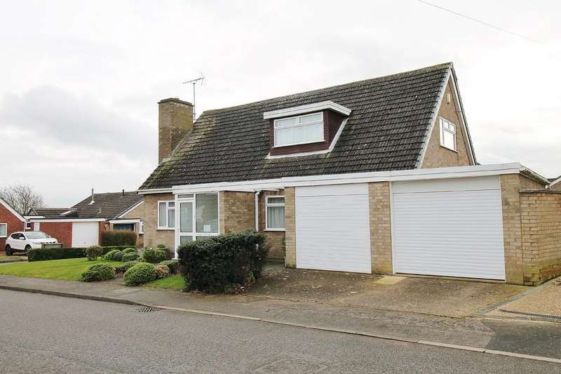 4 Bedrooms Detached House for sale in Matson Close, Rothwell