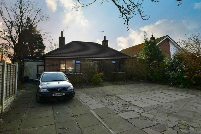 2 Bedrooms Detached Bungalow for sale in Liverpool Road South, Burscough