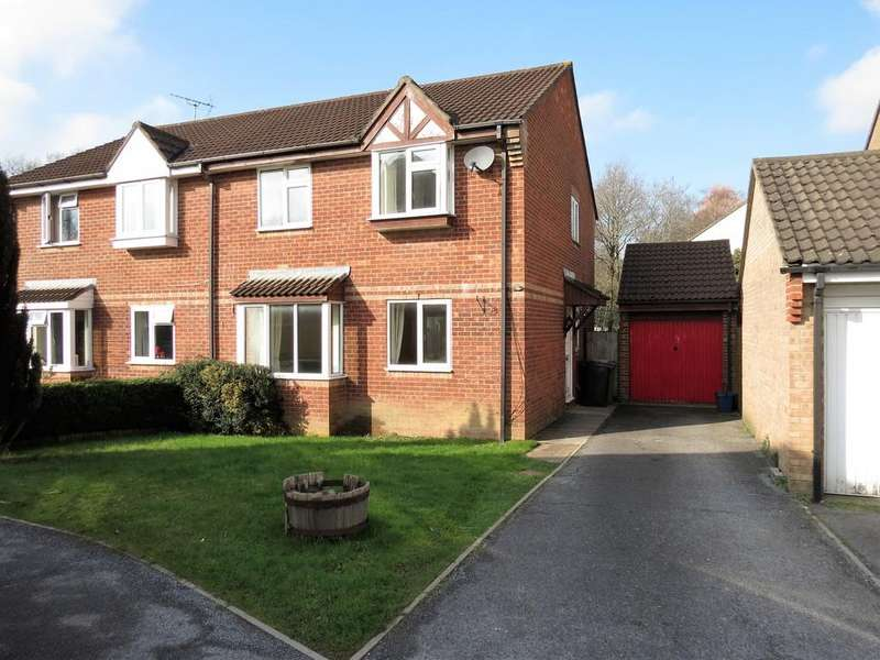 4 Bedrooms Semi Detached House for sale in Holmes Road, Heathfield, Newton Abbot