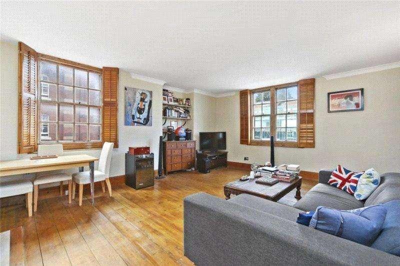 1 Bedroom Flat for sale in Beaufort Street, Chelsea, London, SW3