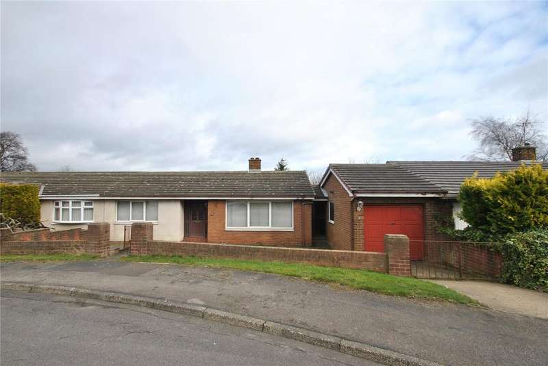 2 Bedrooms Semi Detached Bungalow for sale in Woodlands, Seaham, Co. Durham, SR7