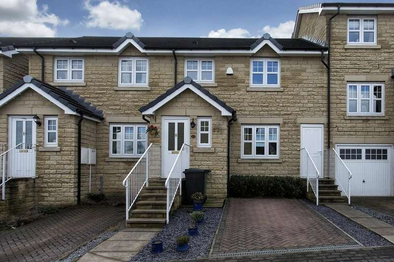 3 Bedrooms Terraced House for sale in Spring Mills Grove, Batley