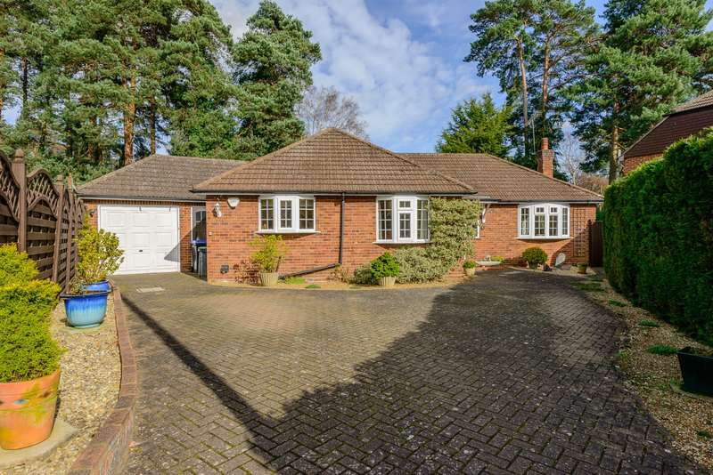 4 Bedrooms Detached Bungalow for sale in Woodham