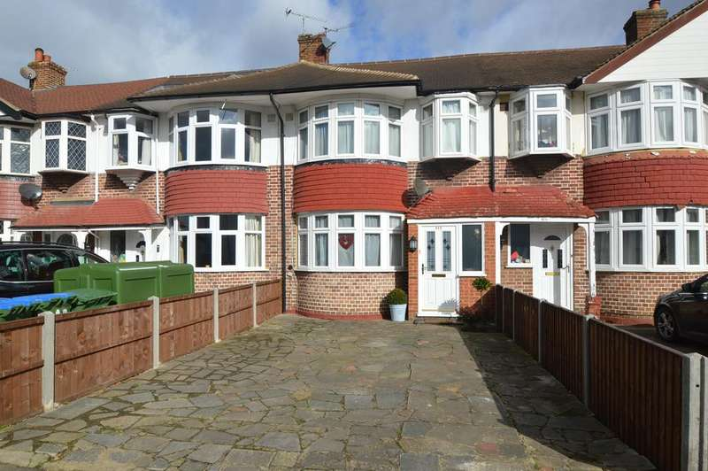 3 Bedrooms Terraced House for sale in HERSHAM ROAD, WALTON ON THAMES KT12