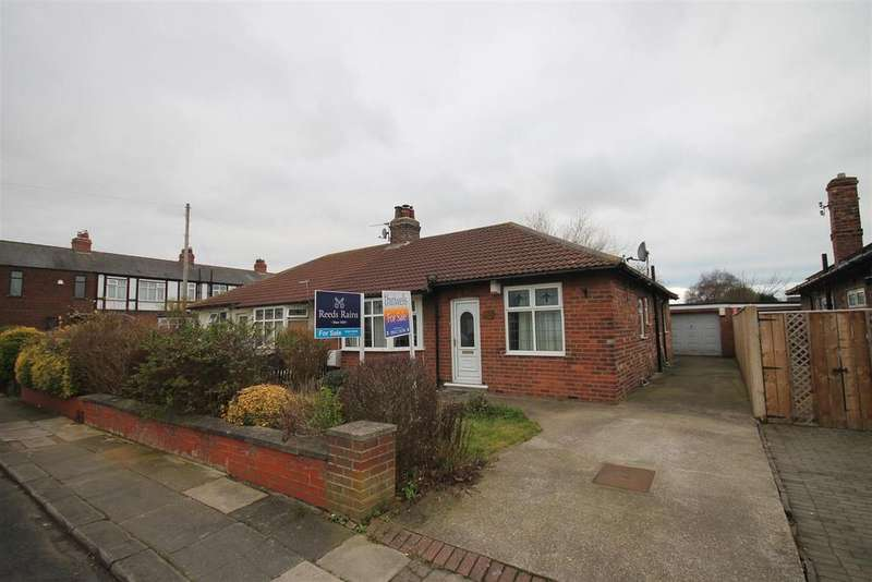 3 Bedrooms Semi Detached Bungalow for sale in Birchgate Road, Middlesbrough
