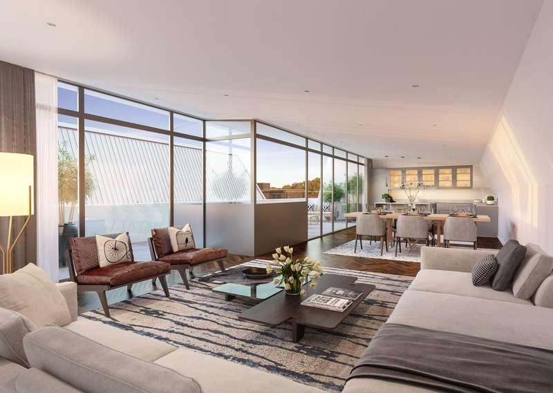 3 Bedrooms Flat for sale in The Gransden, Gransden Avenue, Hackney, London