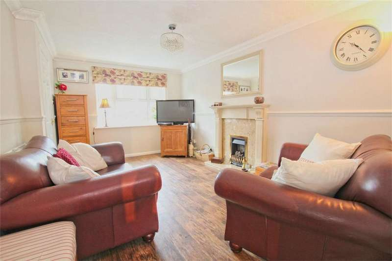 3 Bedrooms End Of Terrace House for sale in Wise Close, Beverley, East Riding of Yorkshire