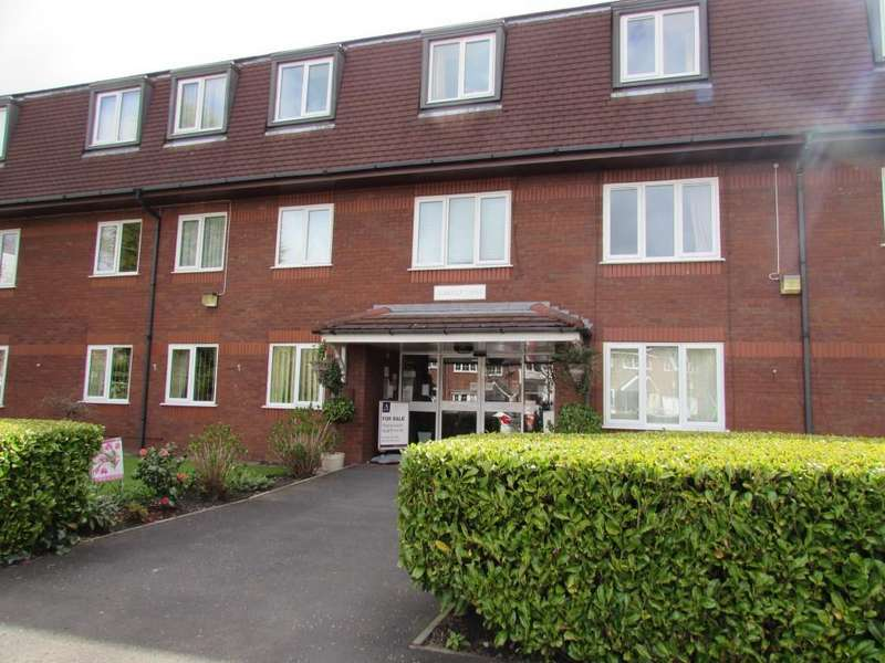 1 Bedroom Apartment Flat for sale in Guardian Lodge, Peckforton Close, Cheadle