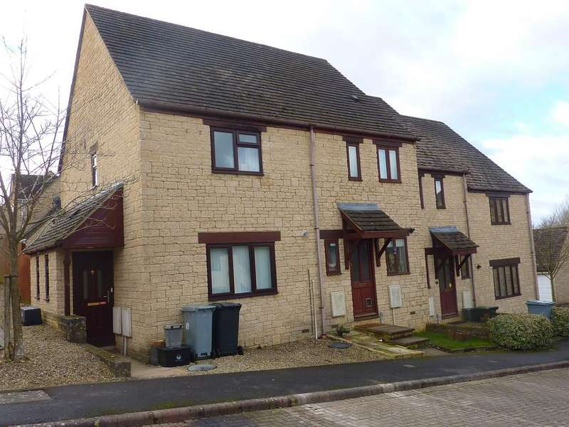 2 Bedrooms Terraced House for sale in Chipping Norton, Oxfordshire