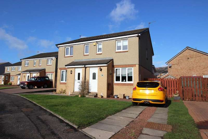 2 Bedrooms Semi Detached House for sale in 14 Harris Road, Old Kilpatrick, G60 5LQ