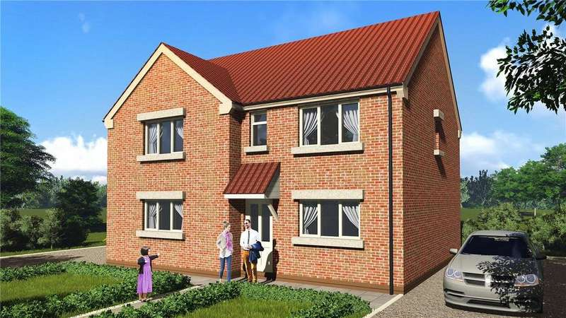 3 Bedrooms Semi Detached House for sale in Poplar Close, Ruskington, Lincolnshire, NG34
