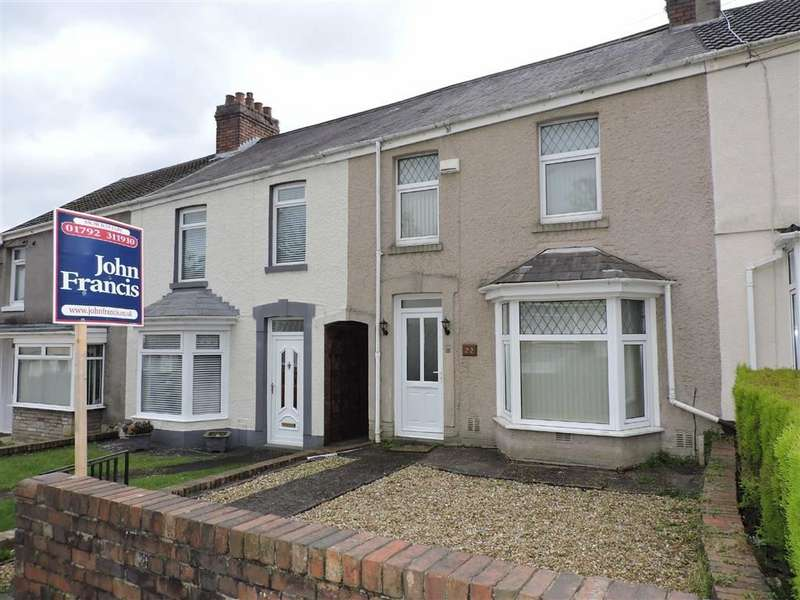 3 Bedrooms Terraced House for sale in Parc Avenue, Morriston