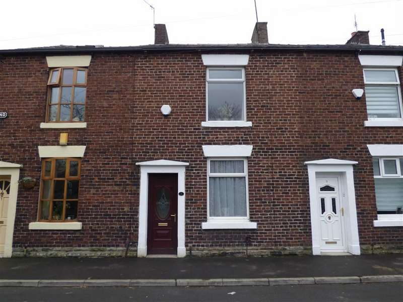 2 Bedrooms Property for sale in Woodend, Shaw, Oldham, OL2