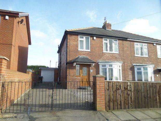 3 Bedrooms Semi Detached House for sale in WESTERTON ROAD, LEEHOLME, BISHOP AUCKLAND