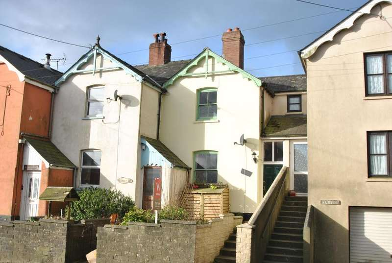 2 Bedrooms Terraced House for sale in Post Office Cottages, Whitstone