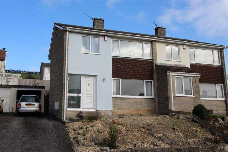 3 Bedrooms Semi Detached House for sale in Green Tree Road, Midsomer Norton, Radstock