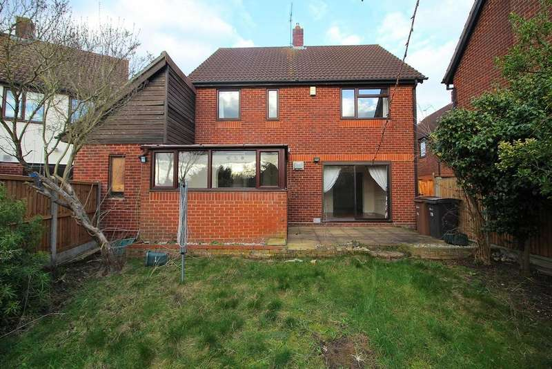 4 Bedrooms Detached House for sale in Longacre, Chelmsford, Essex, CM1