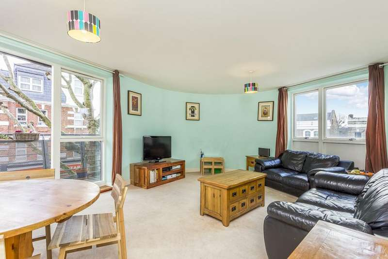 2 Bedrooms Flat for sale in Uxbridge Road, Shepherds Bush, London, W12