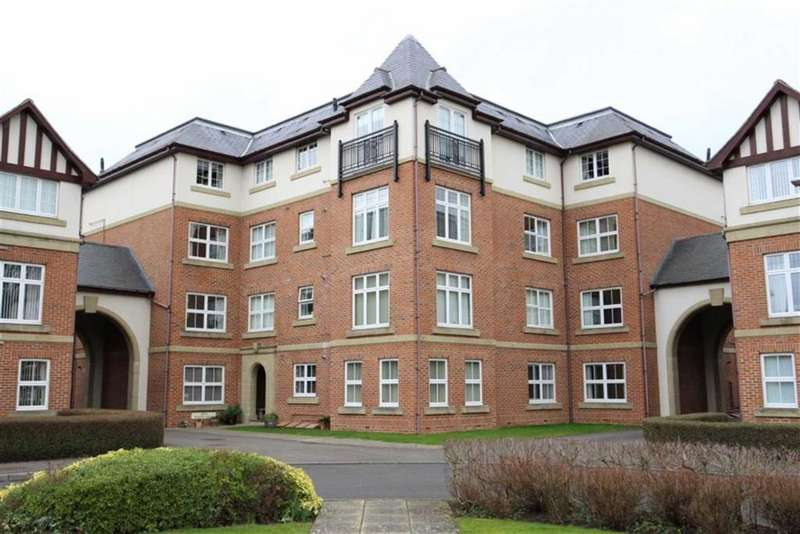 2 Bedrooms Apartment Flat for sale in Trinity Mews, Darlington