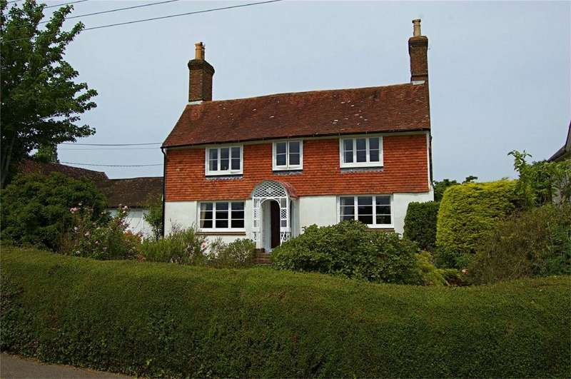 4 Bedrooms Detached House for sale in Northiam Road, STAPLECROSS, East Sussex