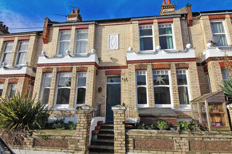 4 Bedrooms Terraced House for sale in Hollingbury Park Avenue, Brighton BN1