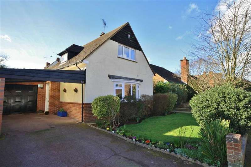 3 Bedrooms Detached House for sale in Borough Green, Kent