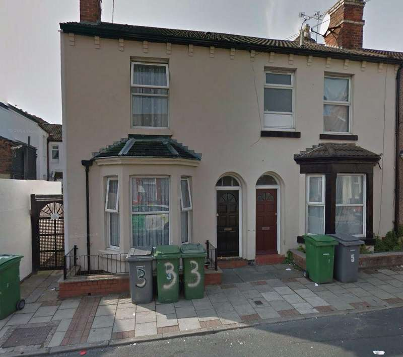2 Bedrooms Semi Detached House for sale in Charlotte Road
