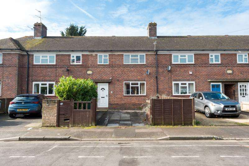 3 Bedrooms Terraced House for sale in Jackson Road, Oxford