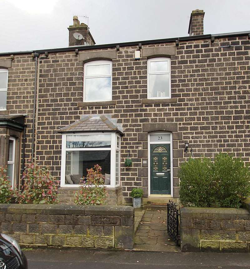 4 Bedrooms Village House for sale in Church Rd, Uppermill OL3