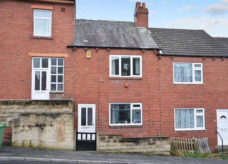 2 Bedrooms Terraced House for sale in Hawksworth Grove, Leeds