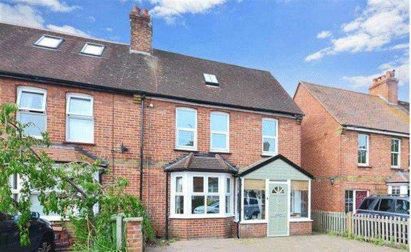 4 Bedrooms Semi Detached House for sale in LEATHERHEAD